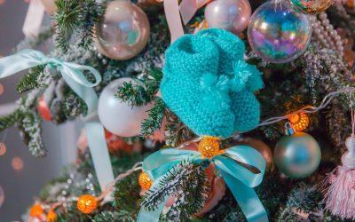 Kinderwunsch: Schwanger unter dem Weihnachtsbaum